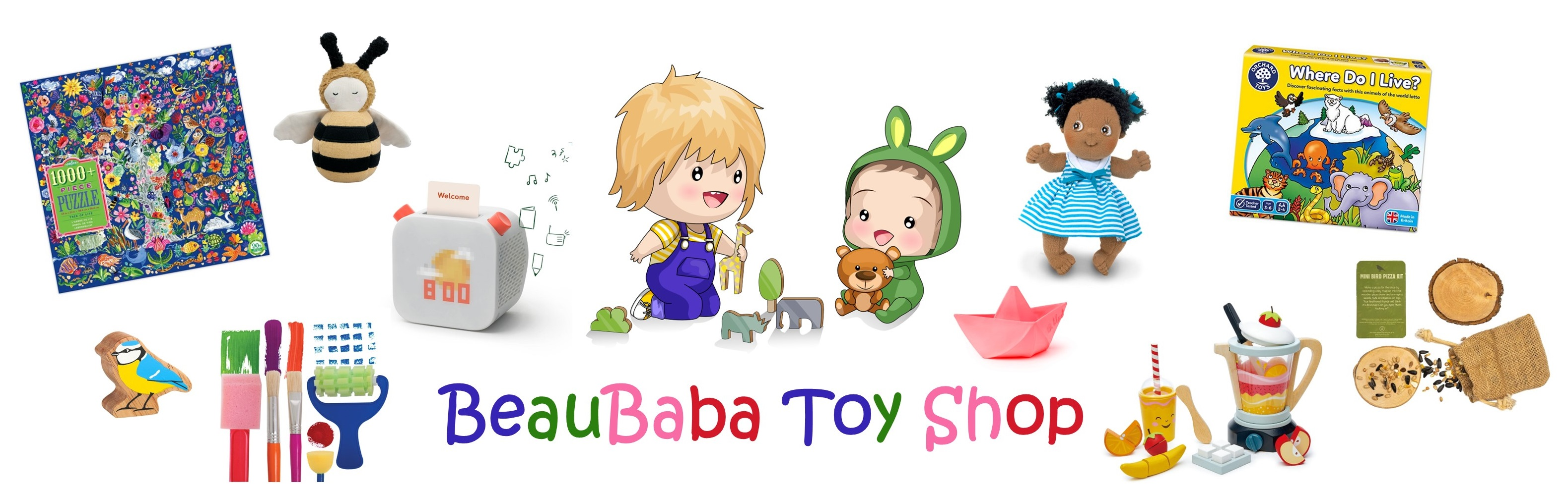 BeauBaba Toy Shop